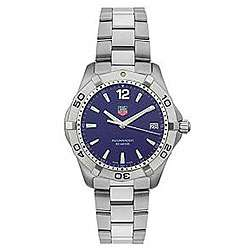 Tag Heuer Womens Aquaracer Blue Dial Watch