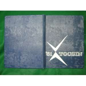 Santa Clara High School Yearbook Associated Student Body Books
