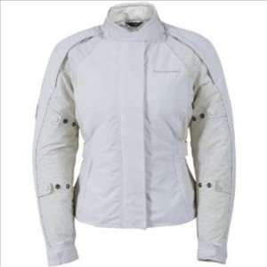 Fieldsheer Lena 2.0 Womens Motorcycle Jacket White Extra Small XS 6011