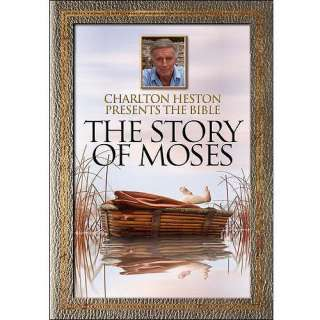 Charlton Heston Presents The Bible The Story Of Moses