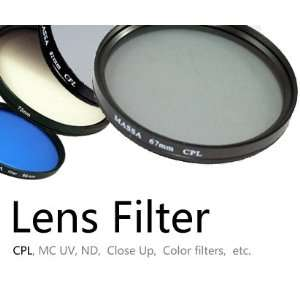 High Definition   Profesional Quality   Glass   62mm CPL