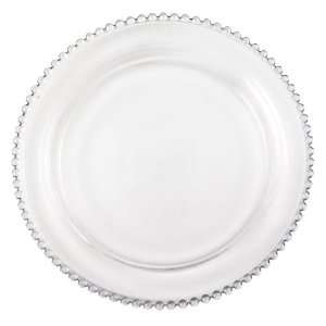 America Retold Pearl Charger Plate, Set 3  Kitchen