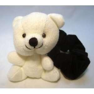 Teddy Bear Pony Tail Holder Beauty