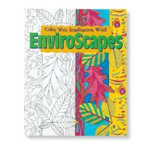 EnviroScapes Coloring Book Toys & Games