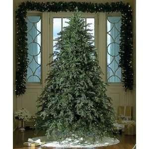 Hunter Fir Pre Lit LED Artificial Christmas Tree   Clear Lights