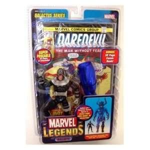 Marvel Legends Series 9 Action Figure Bullseye Toys