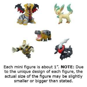 Pokemon Super Encyclopedia Mini Figures Discount Bundle