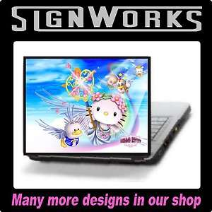 Hello Kitty Laptop Skin Photo Sticker for ipad/tablet/netbook 71014