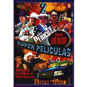 Entre Perico Y Perico / La Lobo Del Ano (Spanish): Movies