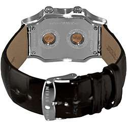 Philip Stein Teslar Womens Dual Time Watch