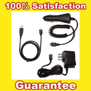Car+Home Charger Data Cable Garmin nuvi 3790LMT 3790T
