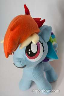 Rainbow dash, filly, my little pony, friendship is magic, new, plushie