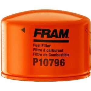 FRAM P10796 Heavy Duty Spin On Fuel Filter Automotive