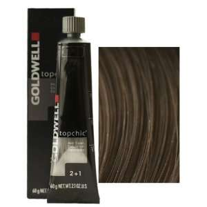 Goldwell Topchic Professional Hair Color (2.1 oz. tube)   7B Beauty