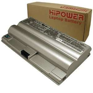 Hipower Laptop Battery For Sony Vaio VGP BPS8, VGP BPS8A