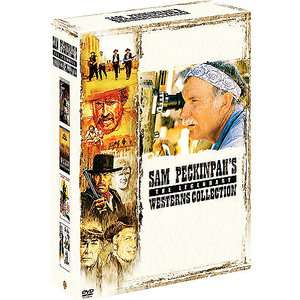 The Legendary Sam Peckinpahs Westerns Collection (Widescreen, Special