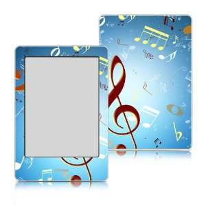 Bundle Monster Borders Kobo Touch eReader Vinyl Protective