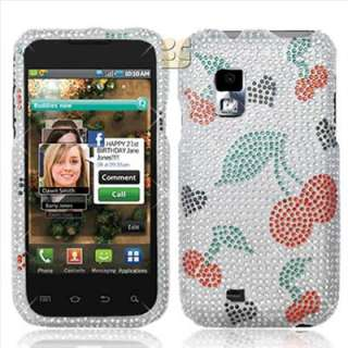 fascinate i500 acces pink zebra bling case cover samsung fascinate