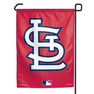 LOUIS CARDINALS ~ Official MLB 11x15 Garden Flag Banner ~ New