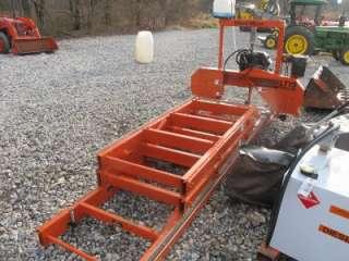 2013 Portable Sawmill Bandmill Band Mill saw mill lumber maker boards