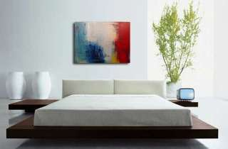 24 ORIGINAL ABSTRACT MODERN ART PAINTING Cen Arte