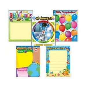 CHART TEMAS ESSENCIALES CLASSROOM T Toys & Games