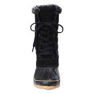 Womens Boston Bean Winter Boot Black Khombu Shoes Womens Boots