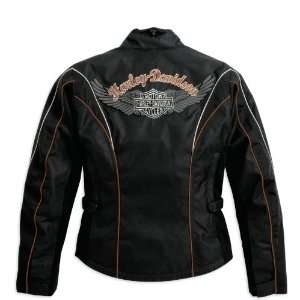 Harley Davidson Womens Jetison Riding Jacket