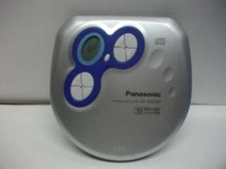 PANASONIC PORTABLE CD COMPACT DISC PLAYER SL SX280