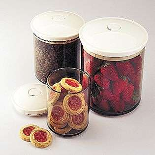 Piece Vacuum Canisters Set  Foodsaver Appliances Small Kitchen