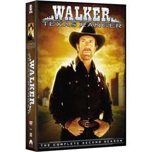 Walker, Texas Ranger The Complete Second Season (Full