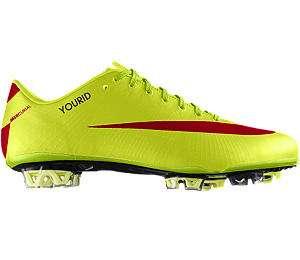 Nike Store España. Zapatillas Mercurial personalizadas de diseño