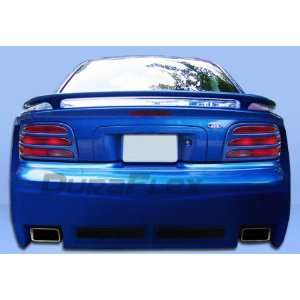 1994 1998 Ford Mustang GT500 Widebody Rear Bumper