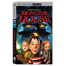 Monster House UMD Movie for Sony PSP   Columbia TriStar   Toys R