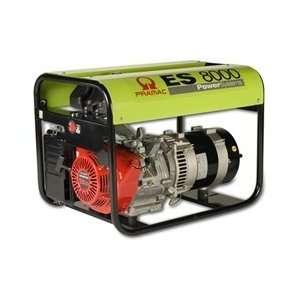 ES8000 8000 Watt   Pramac Portable Generator Patio, Lawn & Garden