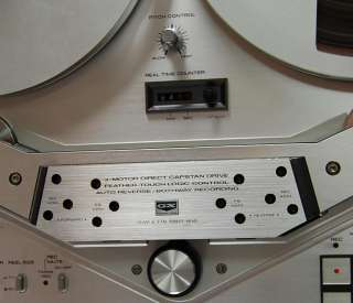 Akai GX 635D Reel to Reel Tape Deck in Excellent condition