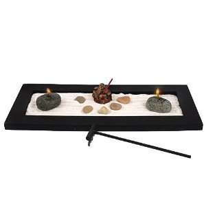 Tabletop Zen Garden   Candles and Incense Toys & Games