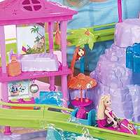 Polly Pocket Roller Coaster Resort Playset   Mattel   Toys R Us
