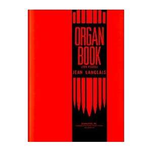 Organ Book Musical Instruments