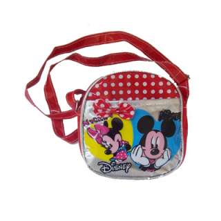Disney Mickey Mouse Children Kids Handbag Shoulder Bag