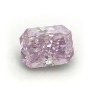 Fancy Pink Purple GIA Certified Loose Natural Diamond