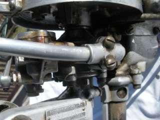 Vintage 1938 Evinrude Elto Pal 1.1 HP Outboard Boat Motor