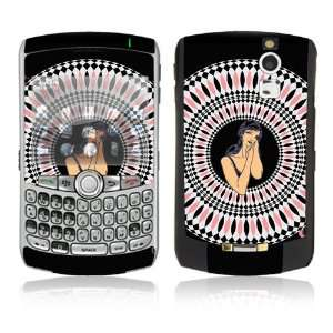 BlackBerry Curve 8350i Decal Skin   Roulette Everything