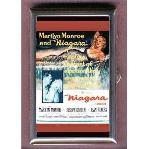 MARILYN MONROE NIAGARA 1953 Coin, Mint or Pill Box Made