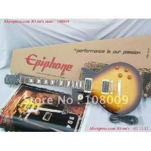 hot top quality epi lp standard vintage sunburst body