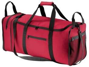 PORTABLE, PACKABLE, SELF ZIP STORAGE, TRAVEL DUFFLE BAG
