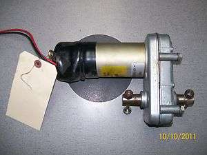 Power Gear Slide out Motor Part #13 1133 RV/Motorhome Camper