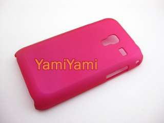 Plastic Hard Skin Protector For Samsung Galaxy Ace Plus S7500 Cover