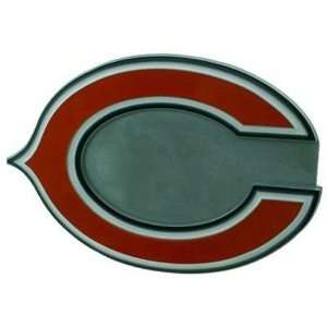 NFL Pewter Logo Trailer Hitch Cover by Half Time