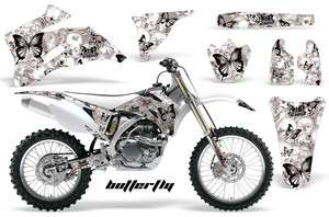 AMR RACING OFF ROAD MOTORCROSS GRAPHIC DECAL KIT YAMAHA YZ 250/450 F